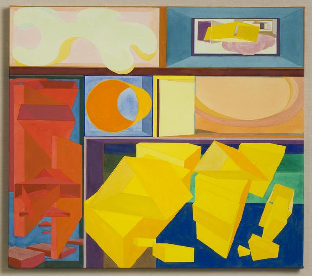 , 'Victoria VIII,' 1991, David Klein Gallery
