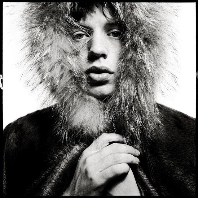 , 'Mick Jagger, 1964 - Fur Hood,' 1964, TASCHEN