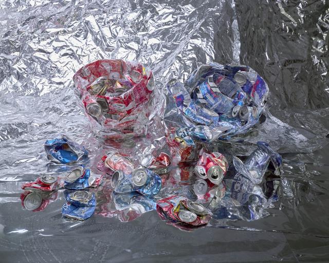 Marilyn Waligore, 'Aluminum RRBB #5', 2019, Ro2 Art