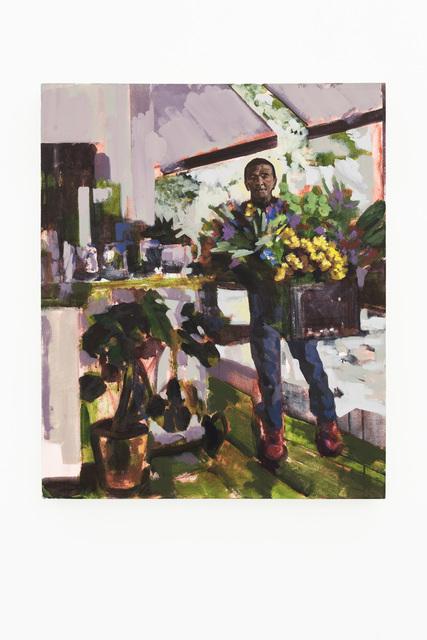 , 'Flower Sale,' 2019, Gallery MOMO