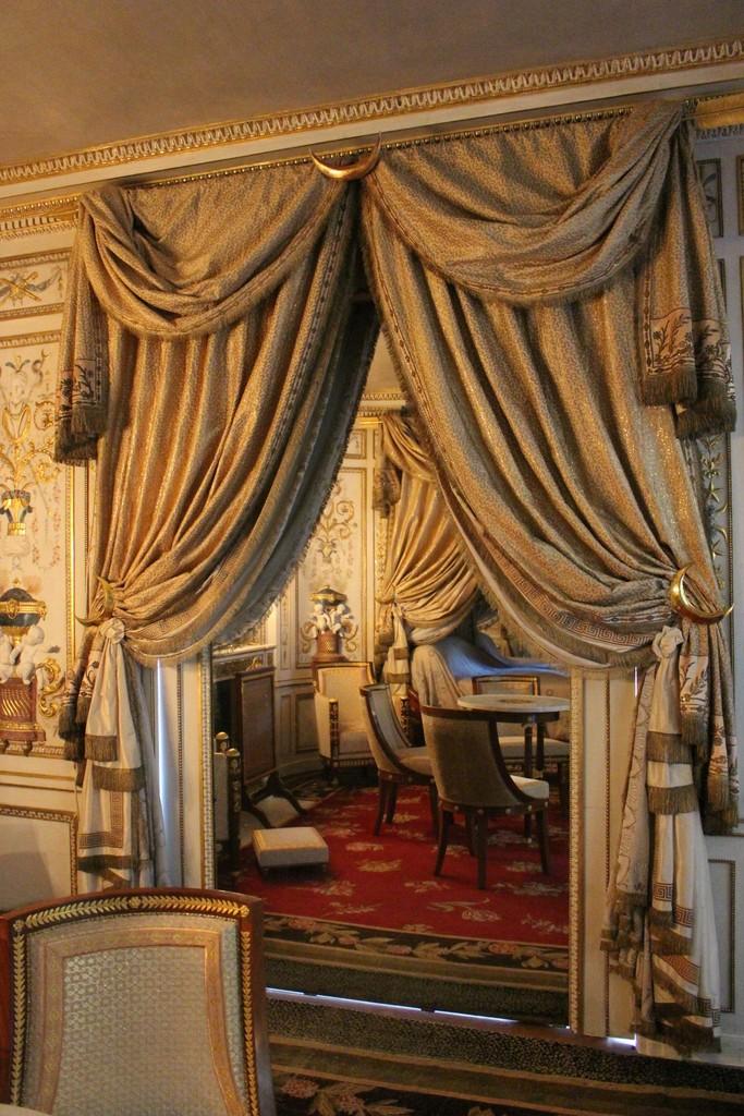 Boudoir Turc © Château de Fontainebleau - Irina Metzl