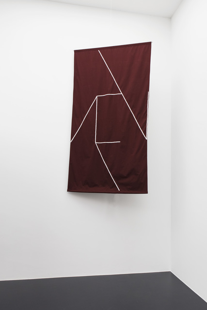, 'Sombras Imaginarias (curtain 20),' 2017, von Bartha
