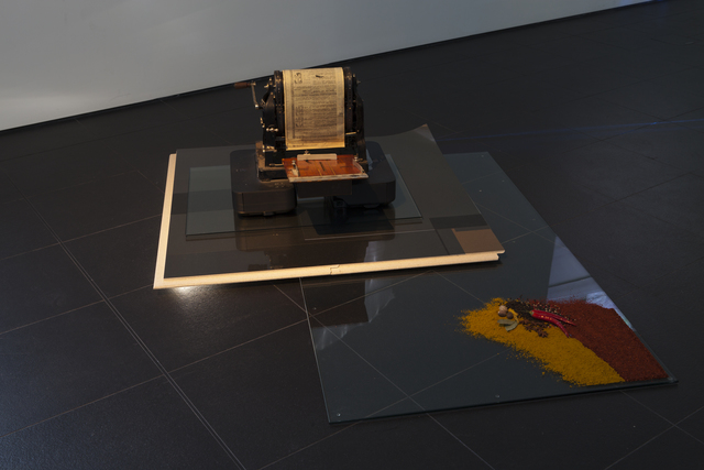 David Jablonowski, 'Multiple (Gestetner) 1.78:1', 2011, Galerie Fons Welters
