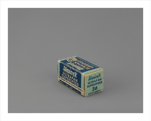 , 'Univex Ultrapan Superspeed 35mm September 1954,' 2011, Bortolami