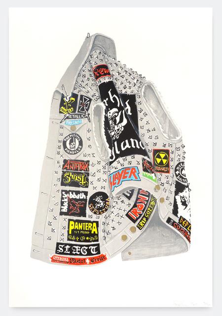 Rose Eken, 'Battle Jacket with Mötorhead Patch', 2019, V1 Gallery