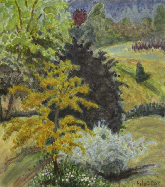 , 'Edge of a Farm,' 2015, PDX CONTEMPORARY ART