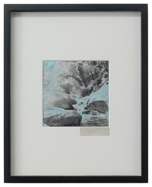 , 'Landschaft II,' 2015, KM
