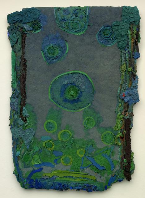 , 'DECKLE EDGE-RAINDROP SERIES XIV,' 2010, Jerald Melberg Gallery