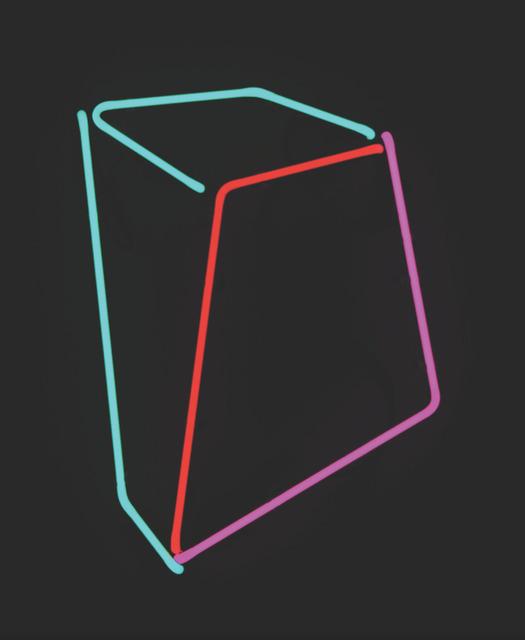 , 'Soft Geometry Neon #011,' 2016, Octavia Art Gallery