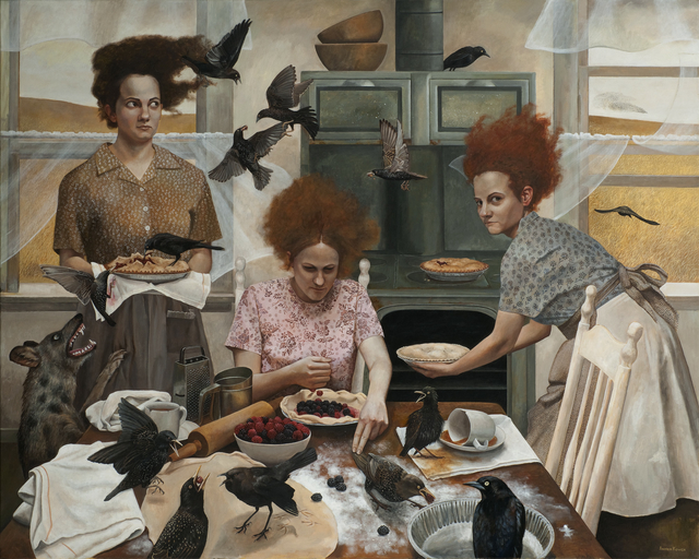 , 'The Visitors -Limited Edition Signed Print,' , RJD Gallery