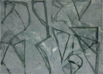 Brice Marden, 'Green Painting,' 1986, Sotheby's: Contemporary Art Day Auction