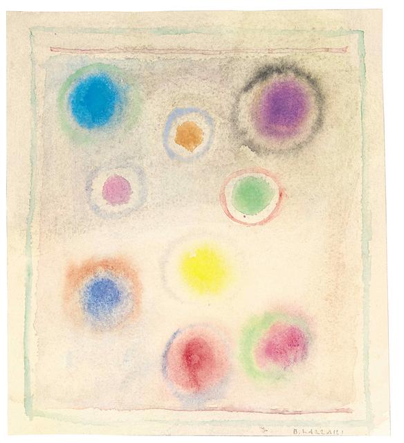 , 'Untitled,' 1968, Richard Saltoun