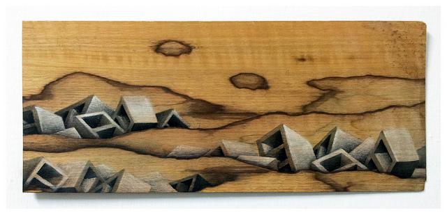 , 'Exposed Landscape 9,' 2013, Litvak Contemporary