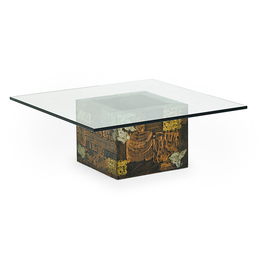 Patchwork Coffee Table, USA