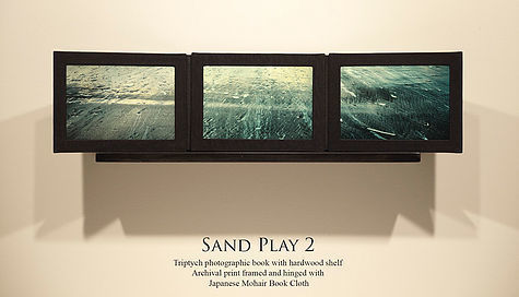 , 'Sand Play 2,' 2017, Andra Norris Gallery