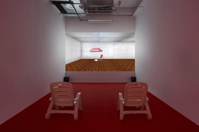 , 'Take a Walk (a),' 2014, Antenna Space