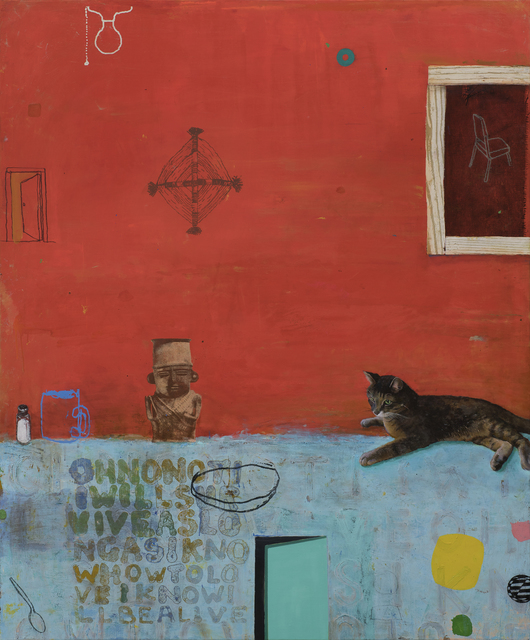 Joe Ramiro Garcia, 'AFFIRMATION', 2019, Gallery Fritz