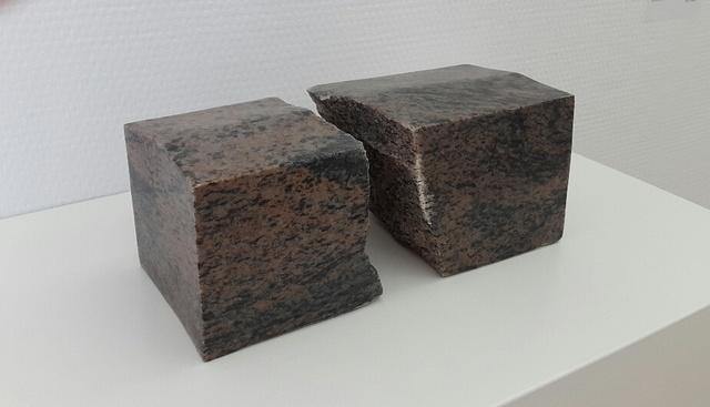 , 'Ab-Ruck,' 2015, Galerie Rieder