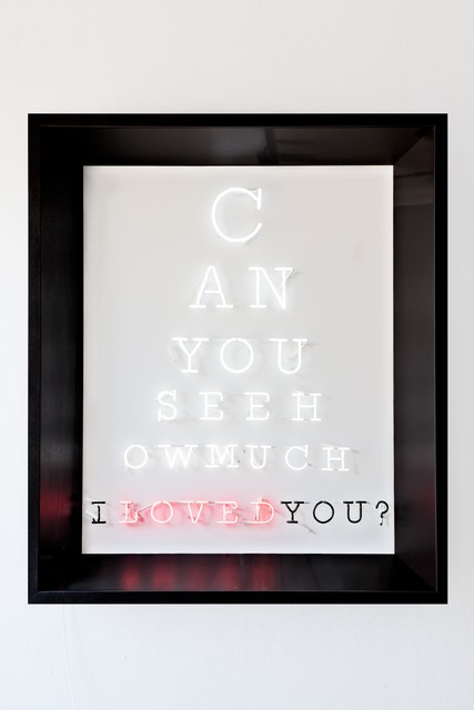 , 'Can You See How Much I Loved You?,' 2013, Circle Culture