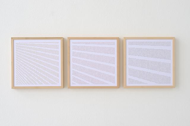 Arthur Duff, 'Parallax view', 2017, Studio la Città