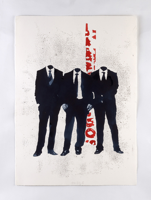 Nicola Villa, 'Headlessness', 2009, Milano Printmakers