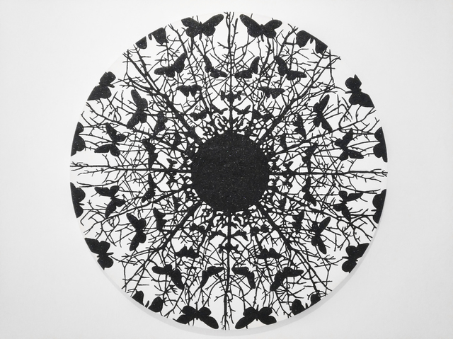 , 'Dream Eye (white),' 2011, L&B Gallery