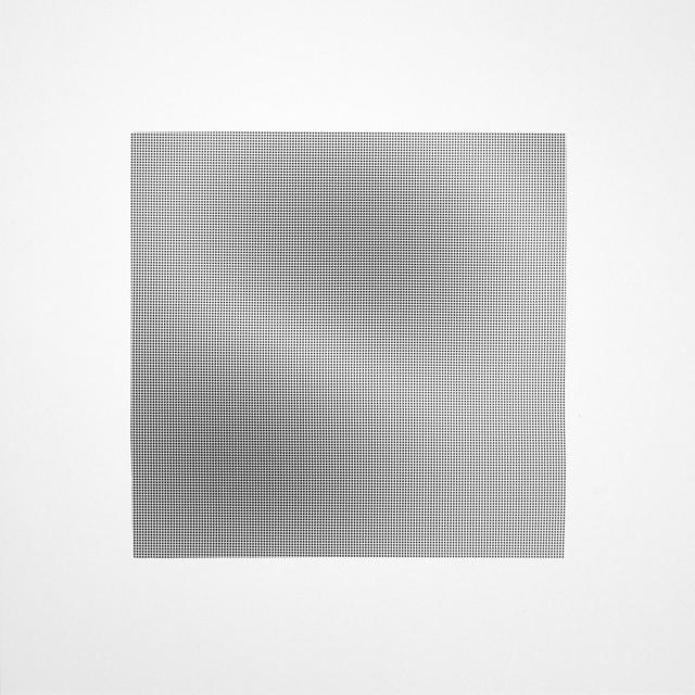 , '47,78 hz (aus gruppe VI),' 2014, Edition & Galerie Hoffmann