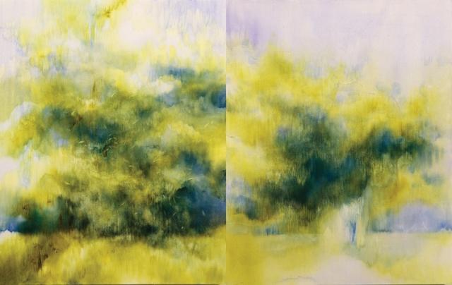 , 'Diversion (deja vu) (Diptych),' 2017, Barnard