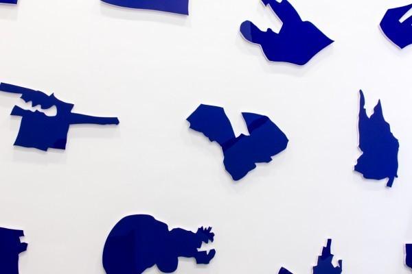 , 'LAN ,' 2017, Galerie Gisela Clement