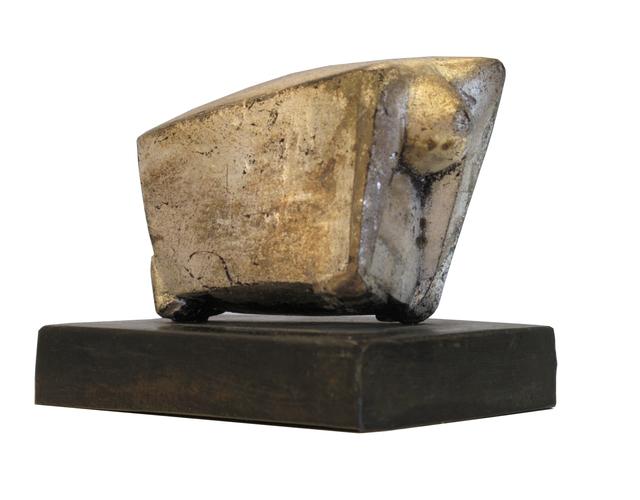 , 'Sisyphus (Silver Edition),' 2014, Galerie Kornfeld