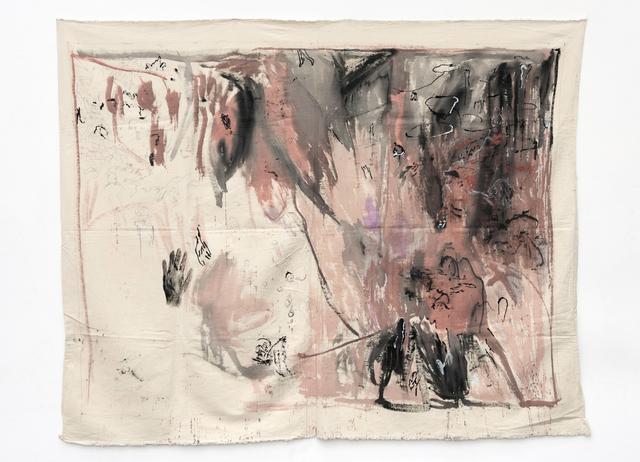 , 'Cavernas,' 2015, Pasto