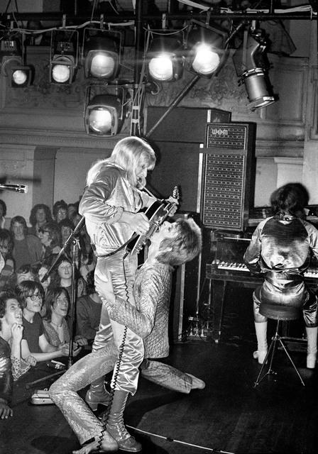 , 'Bowie Ronson Guitar Fellatio,' 1972, TASCHEN