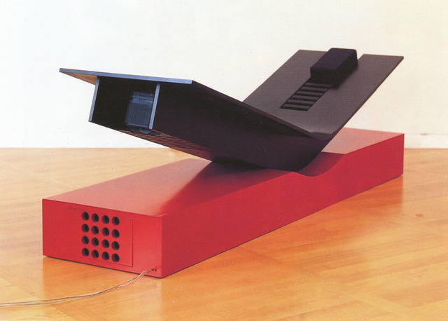, 'SOUND CHAIR,' 1991, Georg Kargl Fine Arts