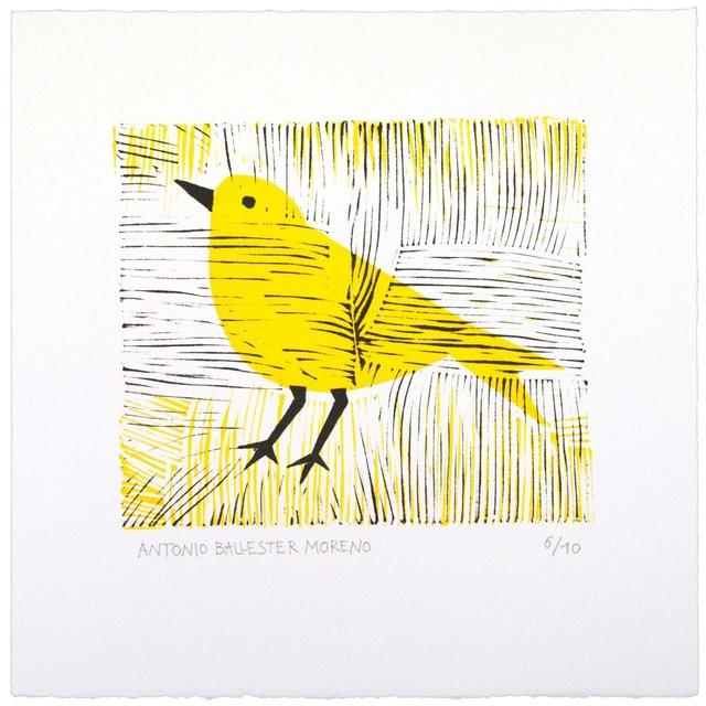 , 'Pájaro,' 2013, Polígrafa Obra Gráfica