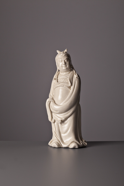 , 'Guandi,' China, Ming Dynasty (1368, 1644), early 17th century, Vanderven Oriental Art