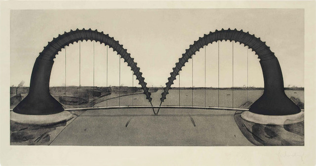 , 'Screwarch Bridge,' 1980, Nikola Rukaj Gallery