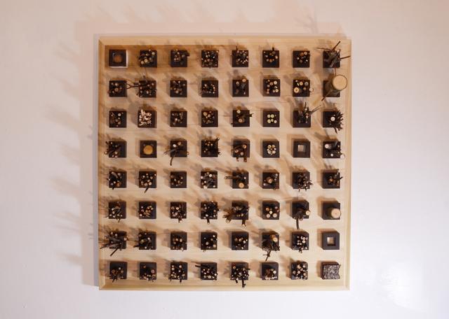 , 'Sanctuary Inside the Box,' 2017, Walker Fine Art