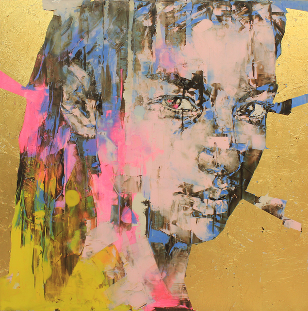 , 'Di Gold Experience n.272,' 2020, Liquid art system