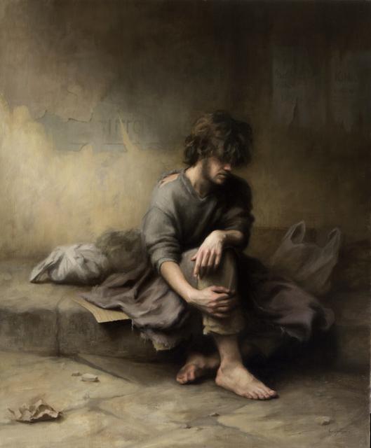, 'Homeless,' 2012, Zemack Contemporary Art