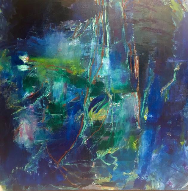 , 'Water's Edge,' 2018, Solace Studio + Gallery & Contour 19