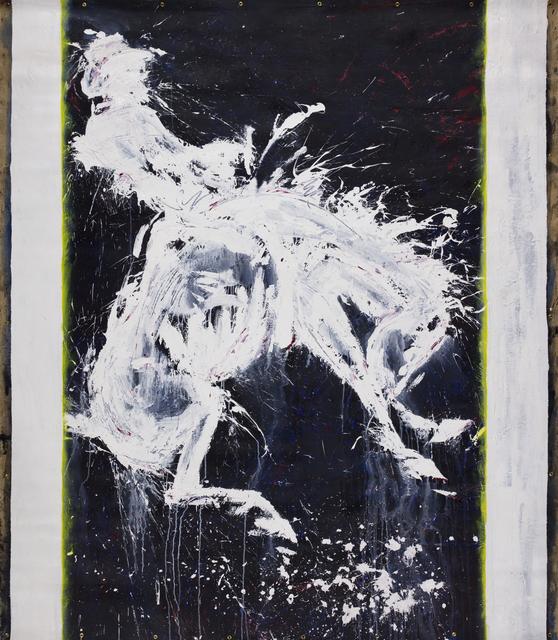 Richard Hambleton, 'Elegy', 1984, CFHILL