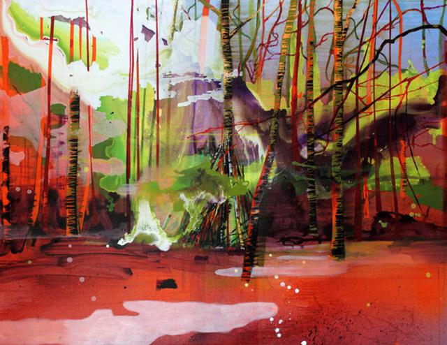 , 'Grunewald (그루너 발트),' 2013, Gallery Kampl
