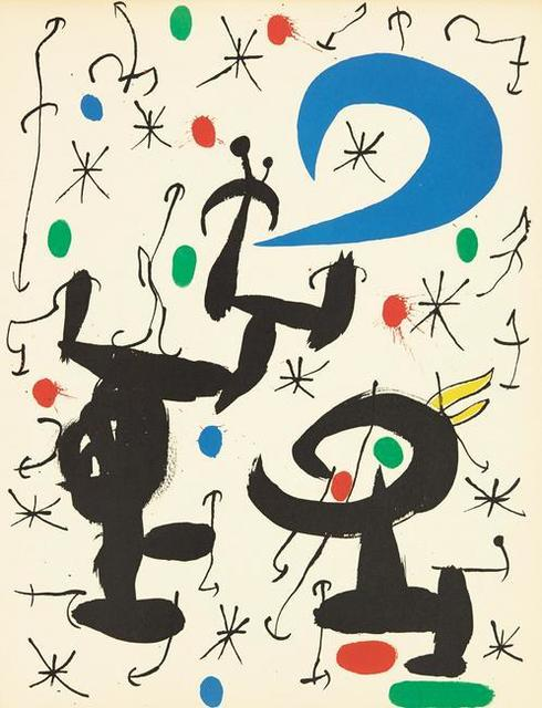 Joan Miró, 'Les Essencies de la Terra II', 1968, Samhart Gallery