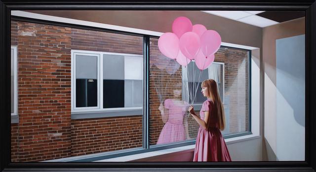 , 'Rose Balloons,' 2018, ARCADIA CONTEMPORARY