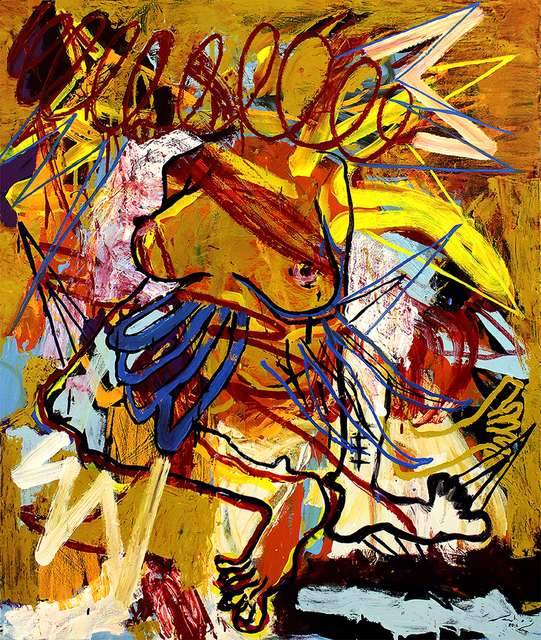 , 'Untitled,' 2016, Galería Nudo