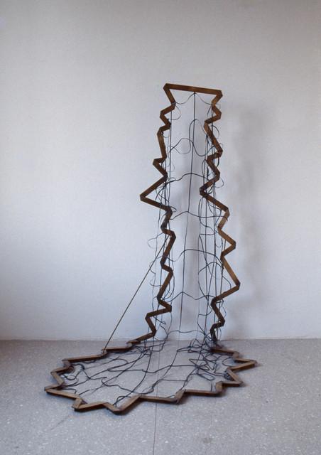 , 'Velo,' 1988, Galleria il Ponte