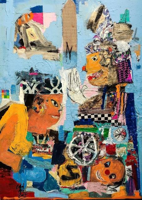 , 'The Luxor of Pharaohs ,' 2018, Van Der Plas Gallery