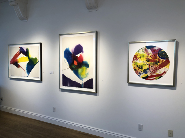 Paul Jenkins, 'Phenomena Light Reach', 2008, Robert Green Fine Arts