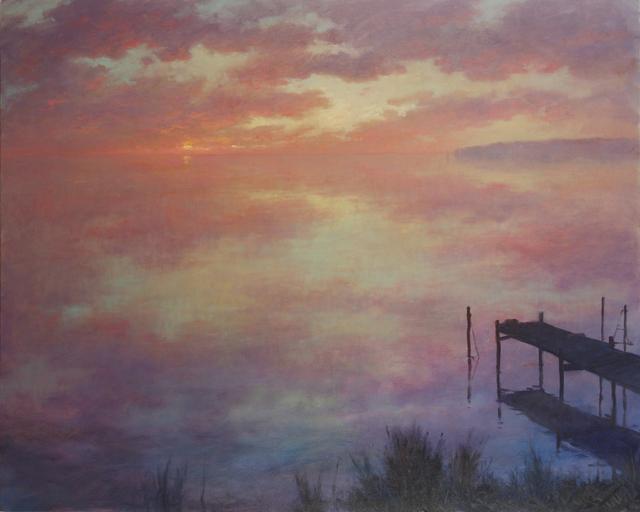, 'Coming Light,' , Merritt Gallery