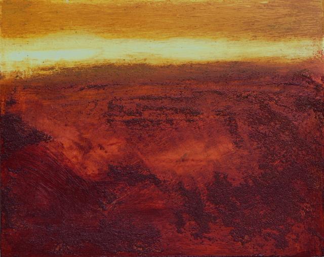 , 'Under The Volcano,' 2017, Little Buckland Gallery
